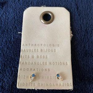 Anthropologie Stud Earings